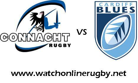 Connacht vs Cardiff Blues