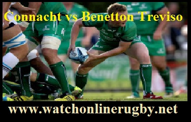 Connacht vs Benetton Treviso live