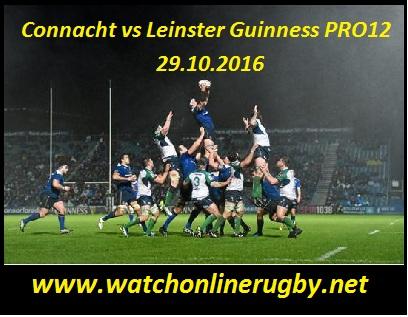 Connacht vs Leinster