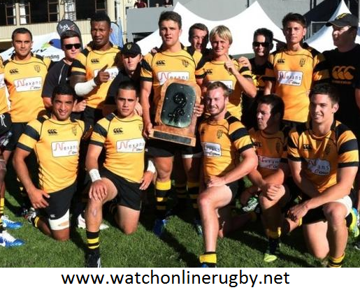 Counties Man vs Bay of Plenty 2016 Rugby Live