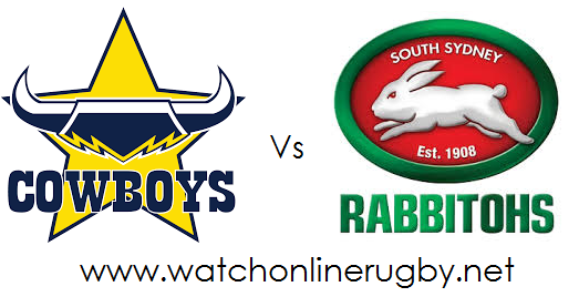 Cowboys vs Rabbitohs live stream