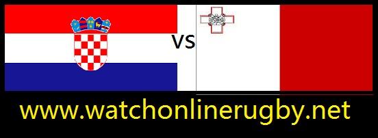 Malta vs Croatia live