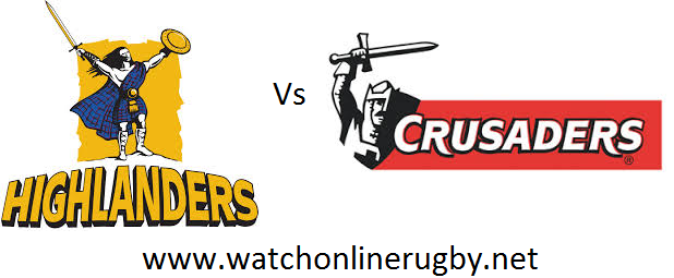 Crusaders vs Highlanders
