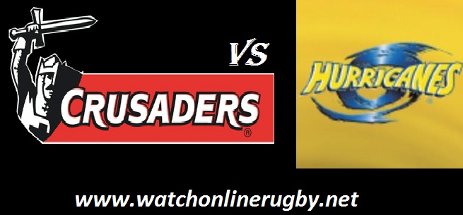 Crusaders vs Hurricanes live