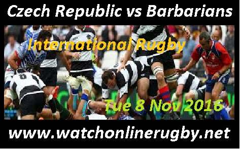 Czech Republic vs Barbarians live