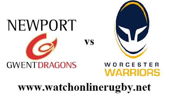 Dragons vs Worcester Warriors