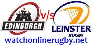 Leinster vs Edinburgh rugby live