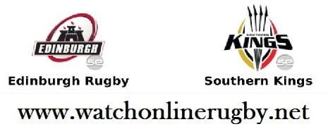 Edinburgh vs Southern Kings