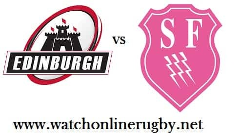 Edinburgh vs Stade Francais Paris