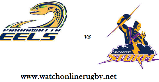Eels vs Storm rugby live