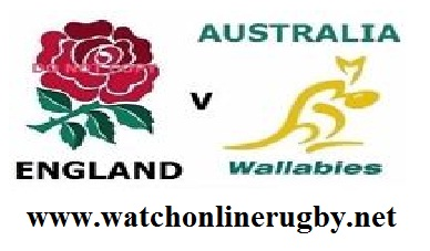 England vs Wallabies live