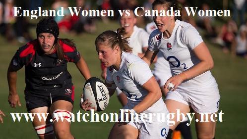 England Women vs Canada Women live