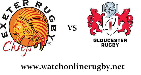Gloucester Rugby vs Exeter Chiefs