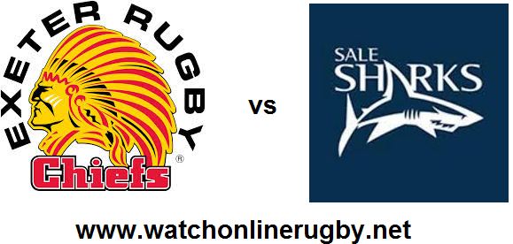 Exeter Chiefs vs Sale Sharks