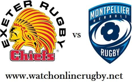 Exeter Chiefs vs Montpellier