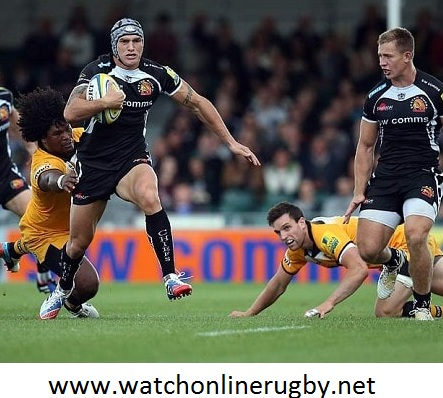 Exeter Chiefs vs Saracens Live Stream