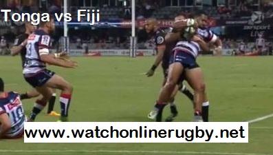 Fiji vs Tonga live