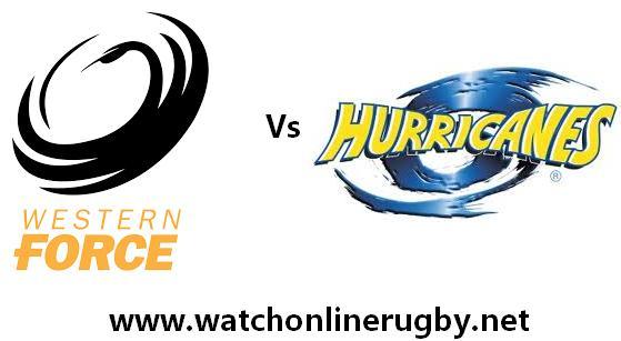 Force vs Hurricanes live