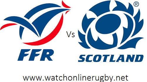 France vs Scotland