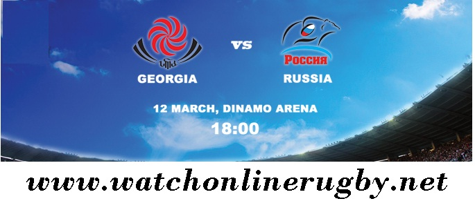 Georgia vs Russia live