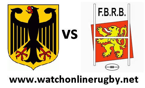 Germany vs Belgium live