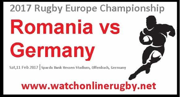 Germany vs Romania live