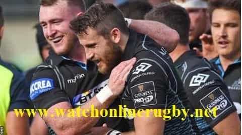 Ospreys vs Glasgow Warriors live