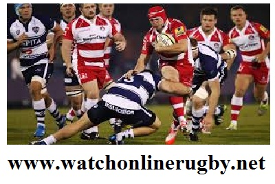 Gloucester Rugby vs Bristol Rugby live