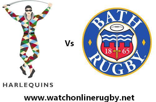 Harlequins VS Bath Rugby
