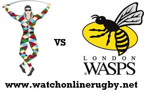 Wasps vs Harlequinslive stream
