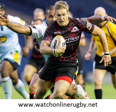 Edinburgh vs Harlequins 2016 Live Stream