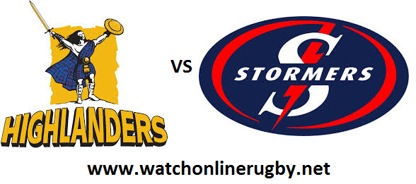 Stormers vs Highlanders streaming live