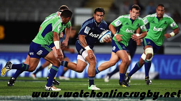 Highlanders vs Blues Live