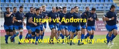 Israel vs Andorra live