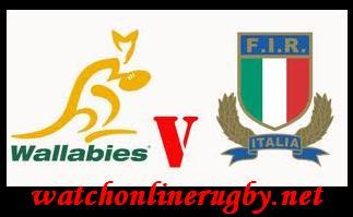 Italy vs Australia live