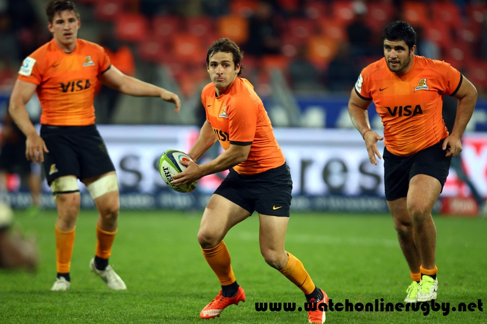 Queensland Reds vs Jaguares