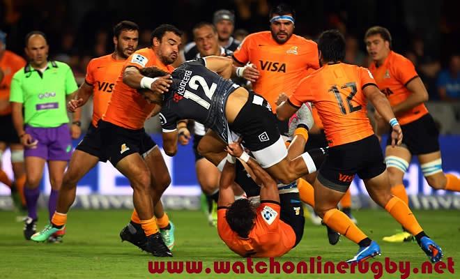 Jaguares vs Sharks Live
