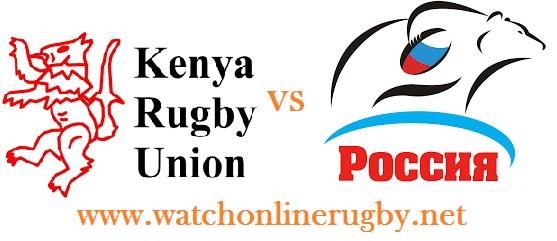 Kenya vs Russia