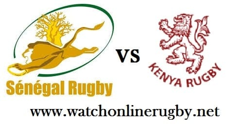Kenya vs Senegal live