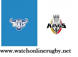 Kings vs Blue Bulls live