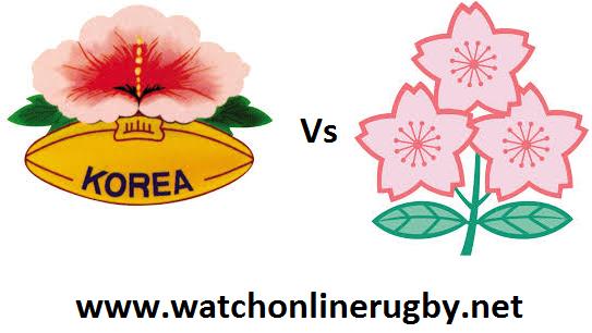 Korea vs Japan live