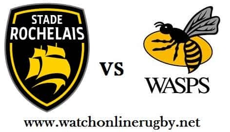 La Rochelle vs Wasps