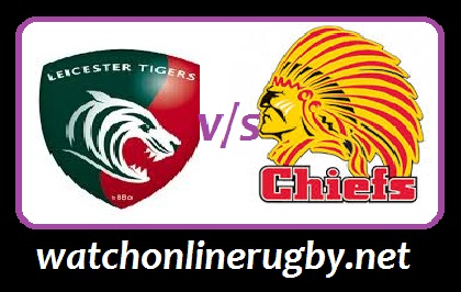 Leicester Tigers vs Exeter Chief live