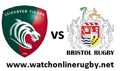 Leicester Tigers vs Bristol Rugby live