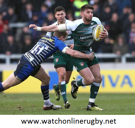 Leicester Tigers vs Sale Sharks Live Streaming