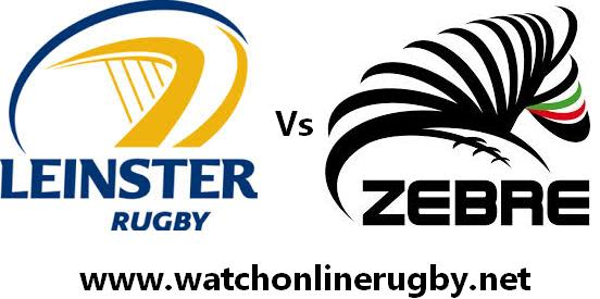 Zebre vs Leinster live