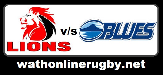 Lions VS Blues