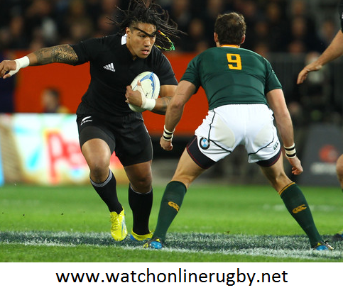 Watch Live 2016 South Africa vs New Zealand Online