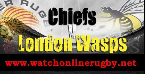 Wasps vs Exeter Chiefs live