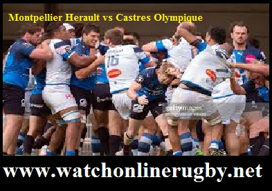 Montpellier Herault vs Castres Olympique live